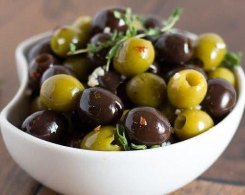 Olives mélange provençal