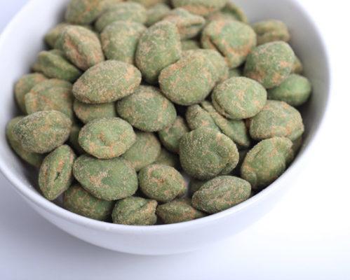 Cacahuètes wasabi